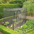 1 x 1 x 0.9m H Allotmenteer Raised Garden Bed /& Poly Greenhouse Growhouse Kit